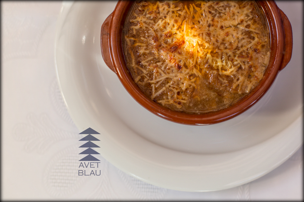 gastronomia avet blau restaurant montseny